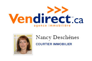 Nancy Deschenes - Courtier immobilier